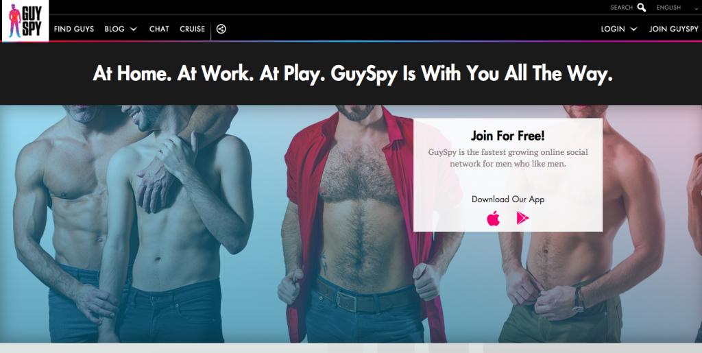 main page GuySpy