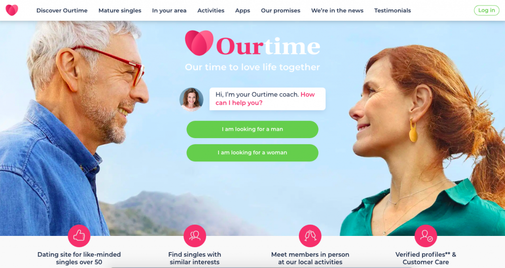 main page OurTime