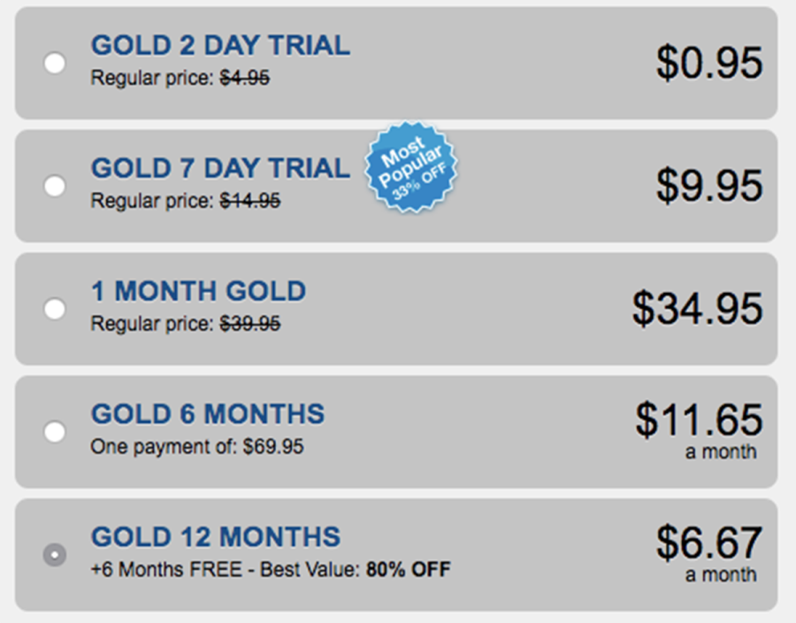 UberHorny.com price