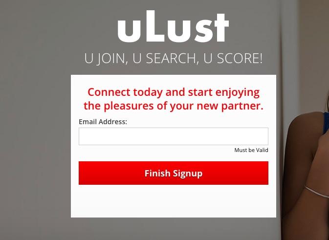 Ulust create account