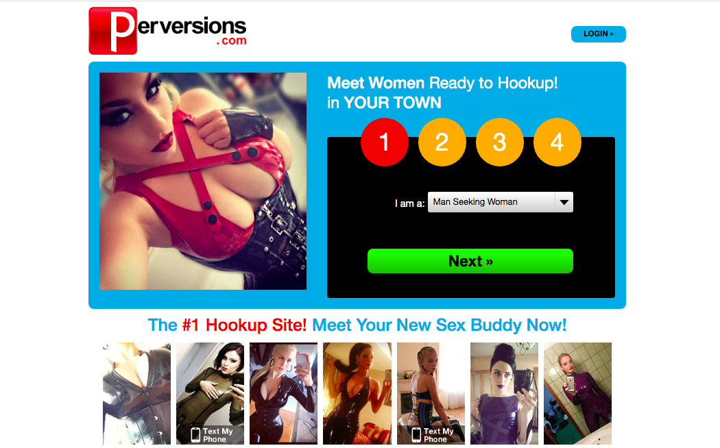 Perversions main page