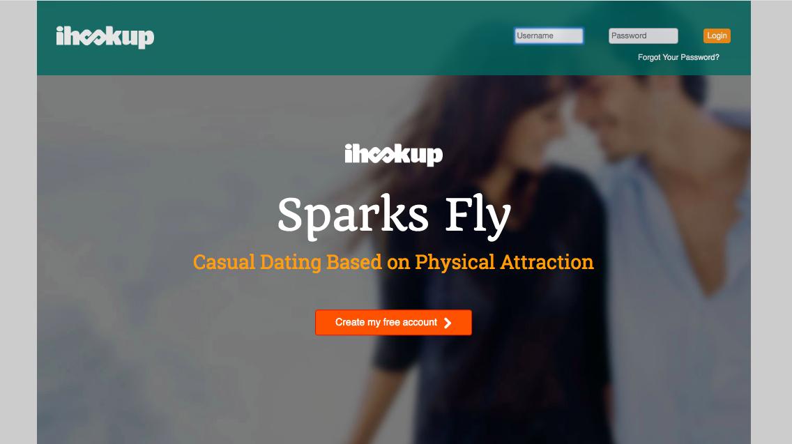 huvudsida Ihookup.Com