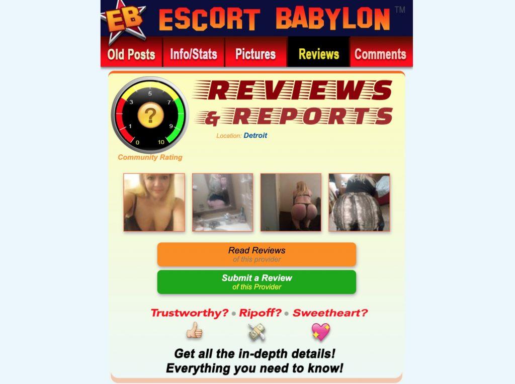 EscortBabylon reviews