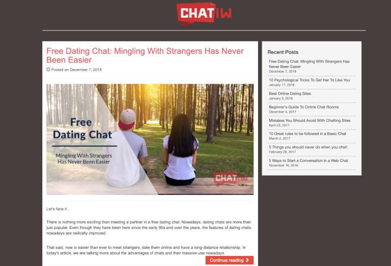 Chatiw.us blog